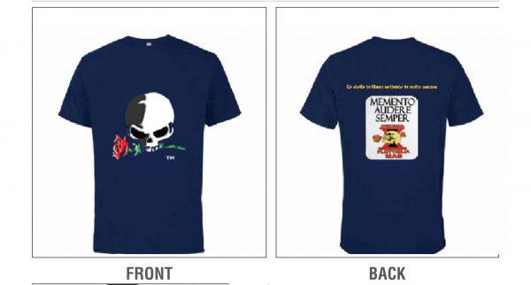 Gruppo Gamma T-Shirt - Navy