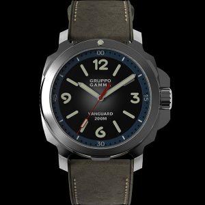 Gruppo Gamma - Vanguard Aged-Steel - AG-16