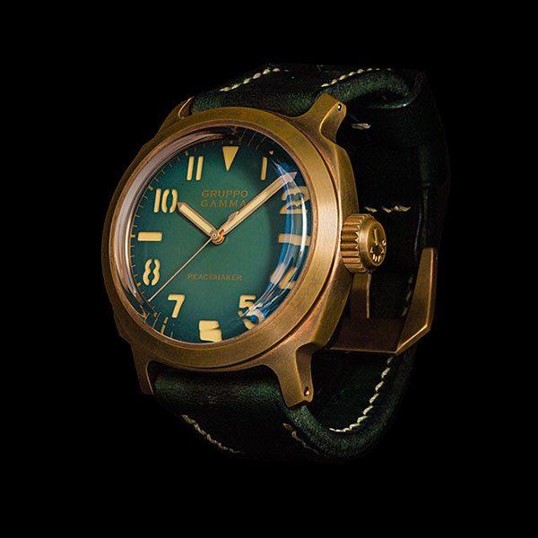Gruppo Gamma Peacemaker PN-17 watch