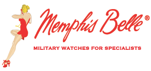 Memphis Belle Military Watches Logo