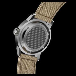Venturo Field Watch 1 - Cream Full Lume Dial