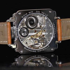 Rpaige Watch Company - Speak35 - back
